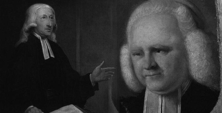 John Wesley und George Whitefield