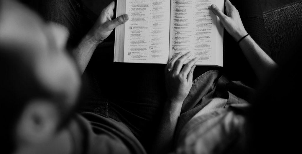 was hat der Bibeltext mir zu sagen?