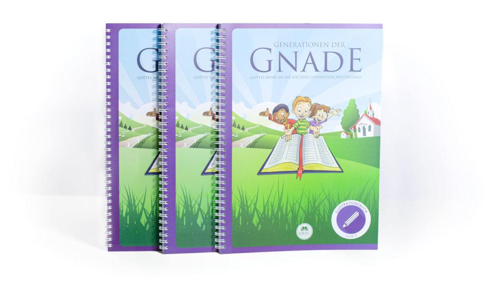 Generationen der Gnade Illustrationsbuch