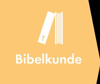 Bibelschule - Bibelkunde