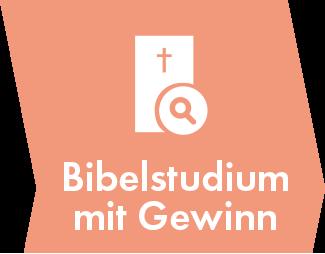 Bibelschule - Bibelstudium