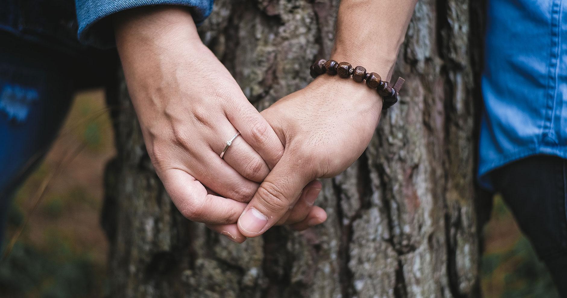 Ehe Behinderung belastet