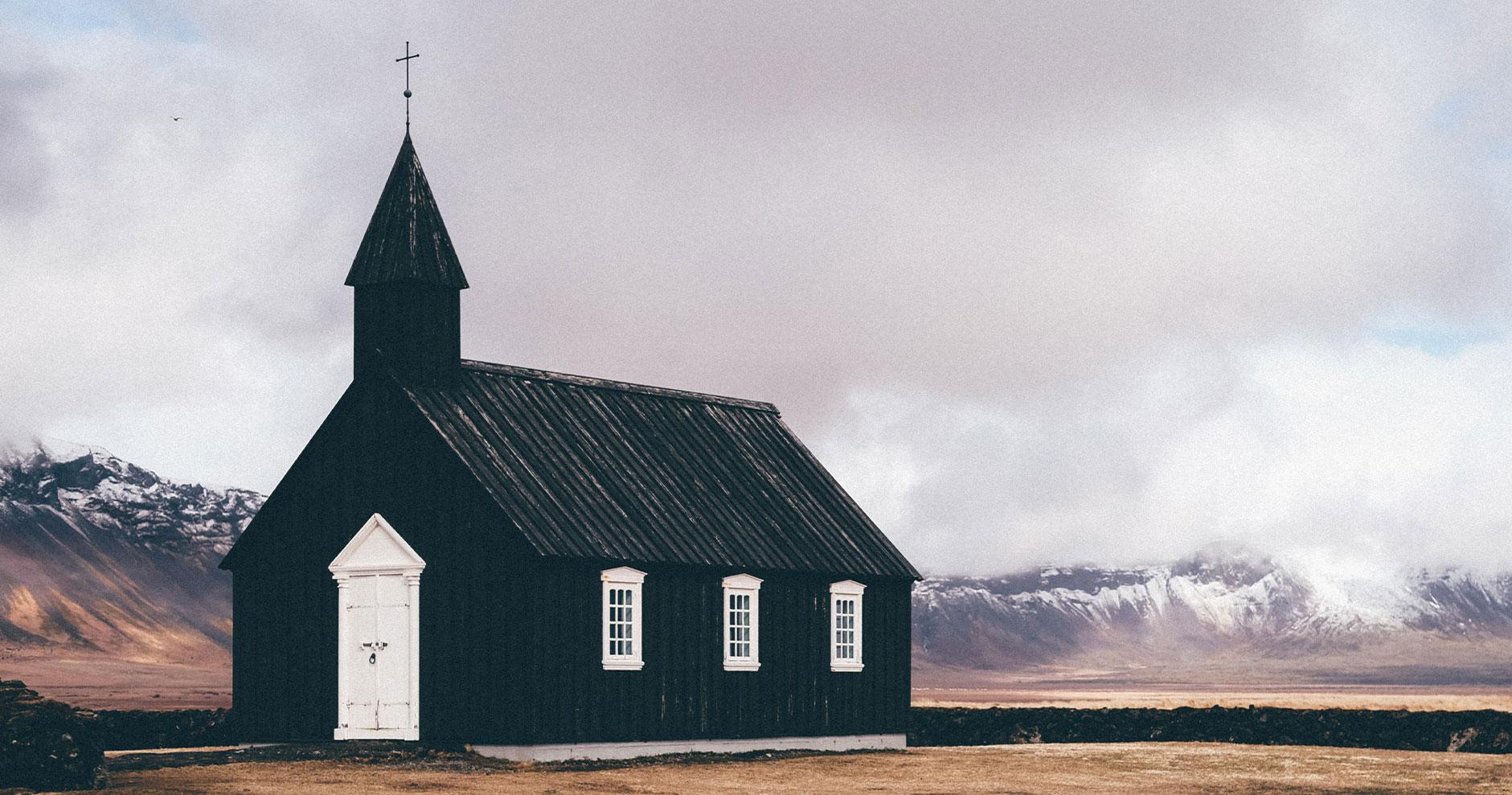 Der Zweck der Gemeinde, Versammlung, Kirche